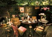 Gartensalon der Logenhaus Bar