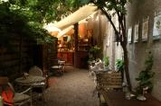 Gartensalon Bar