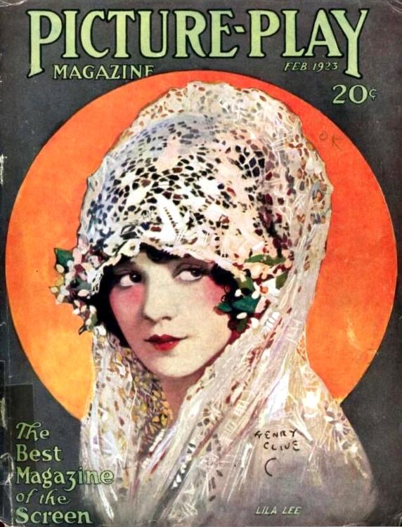 picture play hochzeit 1923