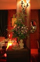 Interieur Blumendekoration